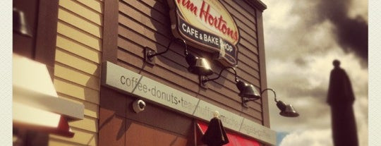 Tim Hortons is one of The 15 Best Coffee Shops in Buffalo.