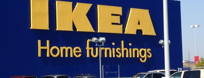 IKEA is one of my traveling adventures.