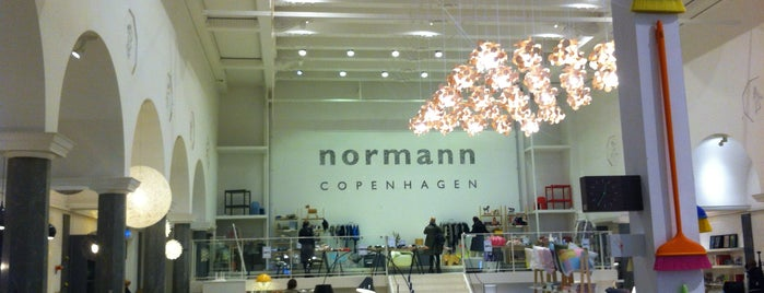 Normann Copenhagen is one of Copenhagen.