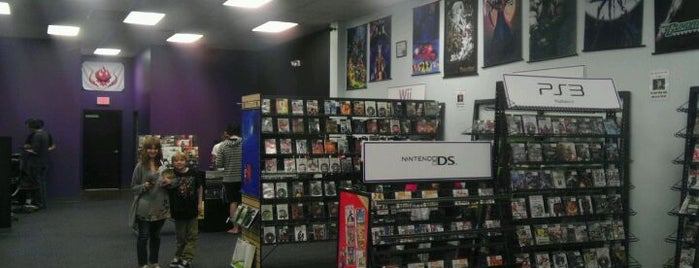 Gamerz Galaxy is one of The 9 Best Video Game Stores in Austin.