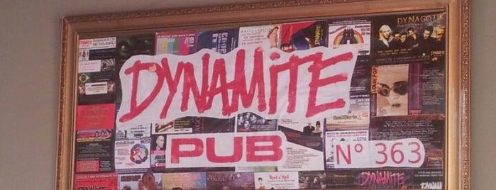 Dynamite Pub is one of Baladas Alternativas São Paulo.