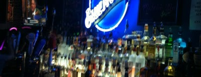 Blue Moon Lounge is one of places to go and drinks to drink.