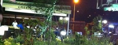 Green Garden Cafe & Restaurant & Nargile is one of SANDRO.
