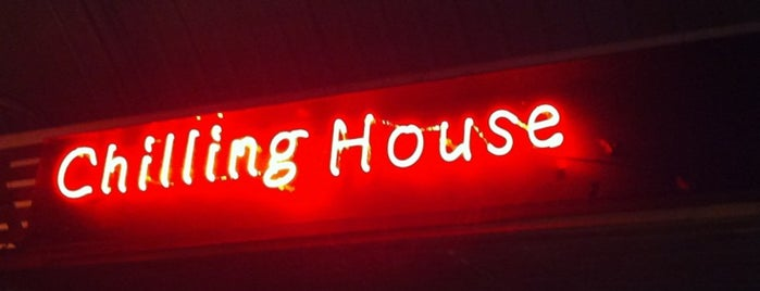 Chilling House Café is one of All Bars & Clubs: TalkBangkok.com.