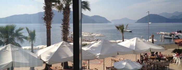 Poseidon Hotel Marmaris is one of Marmaris Otelleri.
