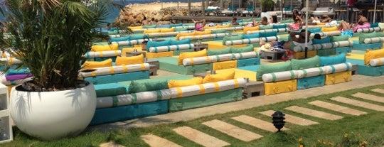 Iris Beach Club is one of Beirut, Lebanese.