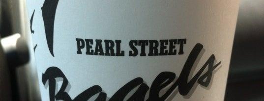 Pearl Street Bagels is one of Jackson.
