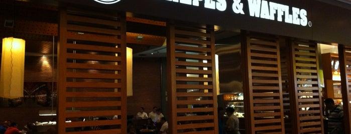 Crepes & Waffles is one of Restaurantes São Paulo.