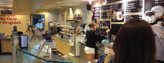 Marble Slab Creamery is one of Food Places.