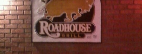 Buffalo Roadhouse Grill is one of Buffalo.