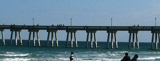 Johnnie Mercer's Fishing Pier is one of Gary's List.