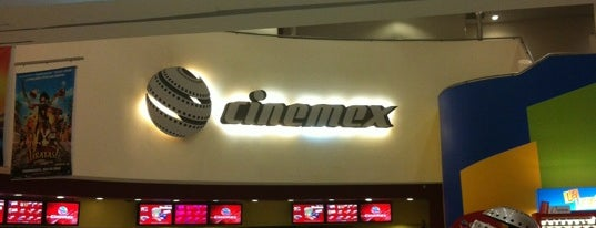 Cinemex is one of Movie Time.