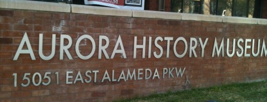 Aurora History Museum is one of Fun Things To Do in Denver, Colorado.