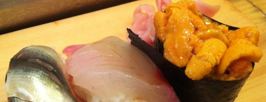 Daiwa Sushi is one of Tokyo Fine Restaurants.