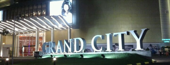 Grand City is one of Top 10 favorites places in Surabaya, Indonesia.