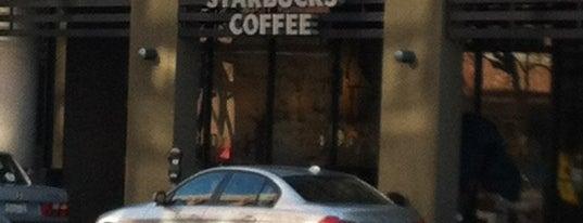 Starbucks is one of WiFi in San Francisco.