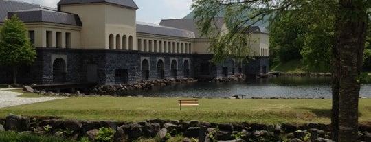 諸橋近代美術館 is one of Jpn_Museums2.