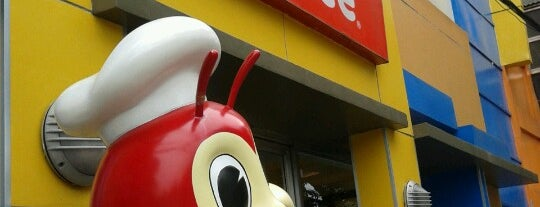 Jollibee is one of I want to eat, drink and be merry....
