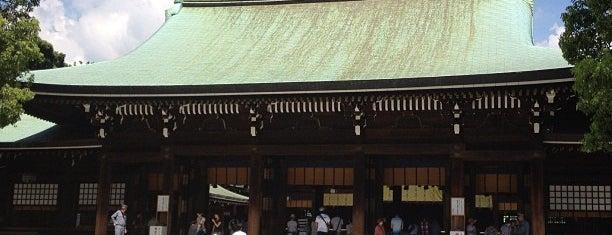 明治神宮 本殿 is one of 東京散策♪.