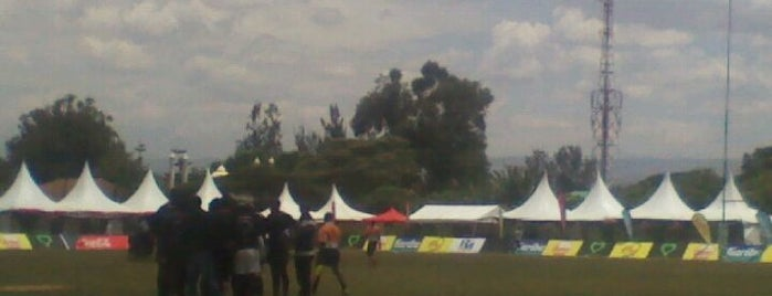 Nakuru Athletics Club is one of Best hangout places.