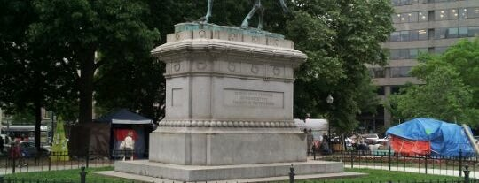 McPherson Square is one of Top picks for Parks.