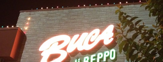 Buca di Beppo Italian Restaurant is one of New Places to Eat.