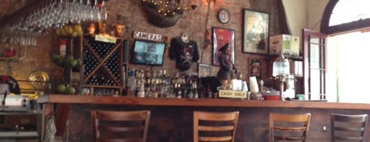 Tony Seville's Pirates Alley Cafe & Old Absinthe House is one of New Orleans.