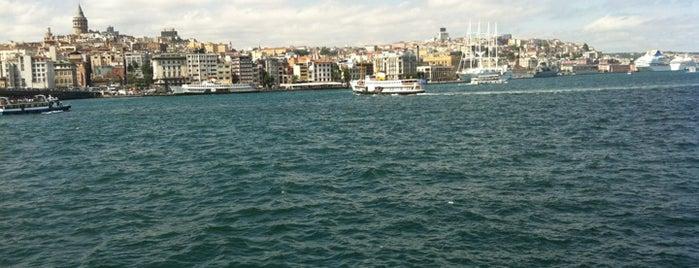 Eminönü - Kadıköy Vapur İskelesi is one of My Istanbul.