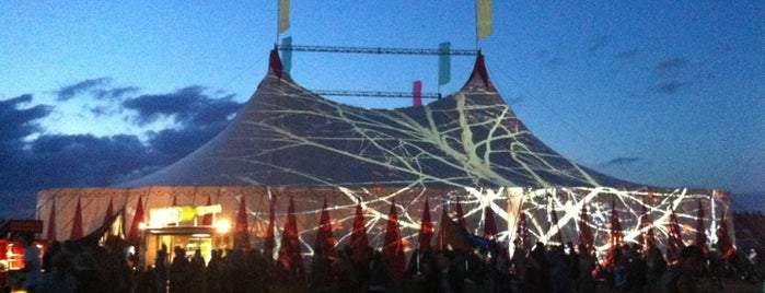 Southside Festival is one of Musikfestivals in Deutschland.