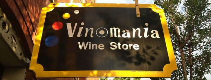 Vinomania is one of Syracuse's Northside Guide.