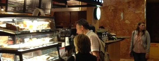 Starbucks is one of Regular Spots.