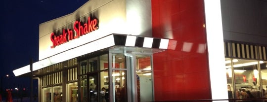 Steak 'n Shake is one of Favorite Restaurants in Lone Tree, CO.