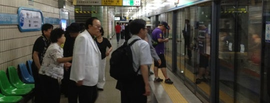 Mia Stn. is one of Subway Stations in Seoul(line1~4 & DX).