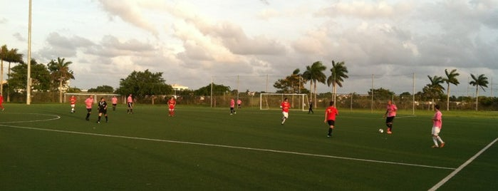Kendall Soccer Park is one of Parks & Recreation.