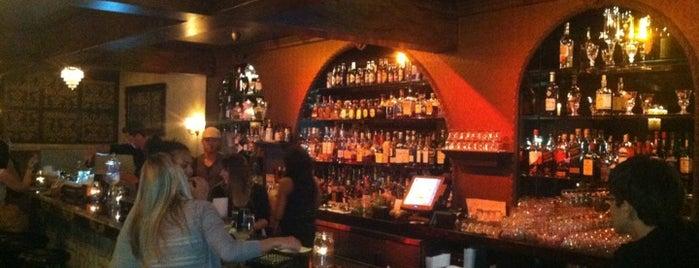 The Charleston is one of David & Dana's LA BAR & EATS!.