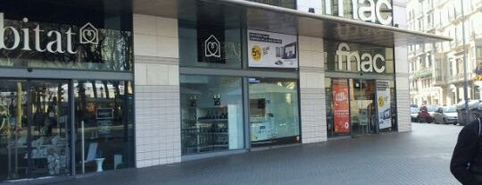Fnac is one of BCN 2012.