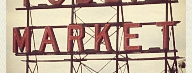 Pike Place Market is one of Seattle Bucketlist.