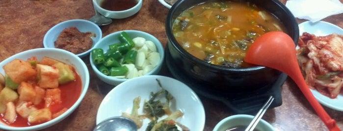 동촌소머리국밥 is one of 강북.