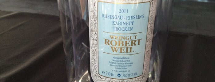 Weingut Robert Weil is one of Mainz♡Wiesbaden.