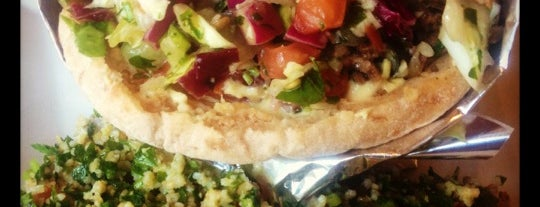 Tabouli Grill is one of CT Food to Try (casual).