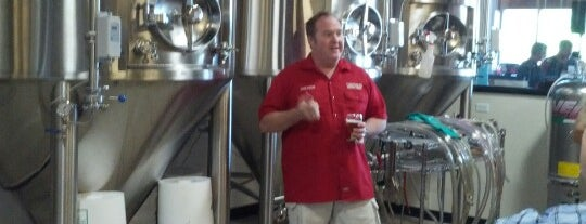 Tighthead Brewing Company is one of Brewery Bucket List.