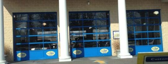 Gambrills Auto Spa & Lube Center is one of Alinka : понравившиеся места.