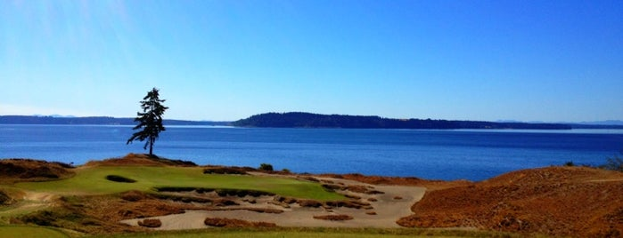 Chambers Bay Golf Course is one of top ten things to do in Tacoma when sunny.