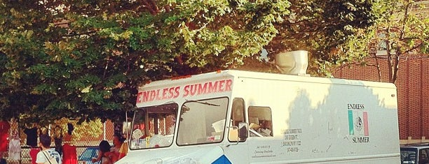 Endless Summer Taco Truck is one of Favorite Restaurant in NYC PT.2.