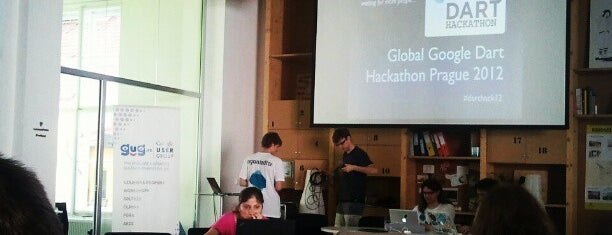 Impact Hub Praha is one of ImpactHUB Global Locations.