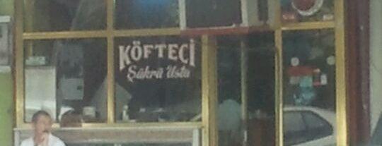 Köfteci Şükrü is one of Gidilen & Beğenilen.