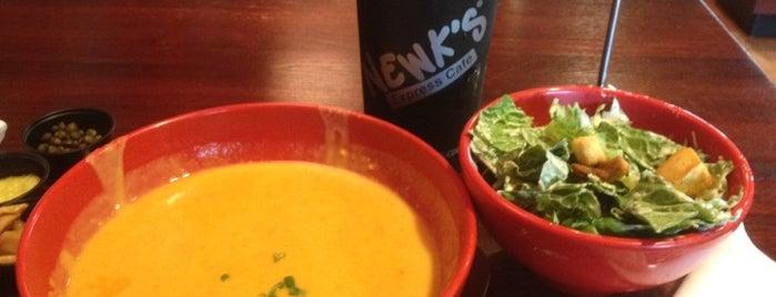 Newk's Express Cafe is one of Baylor University.