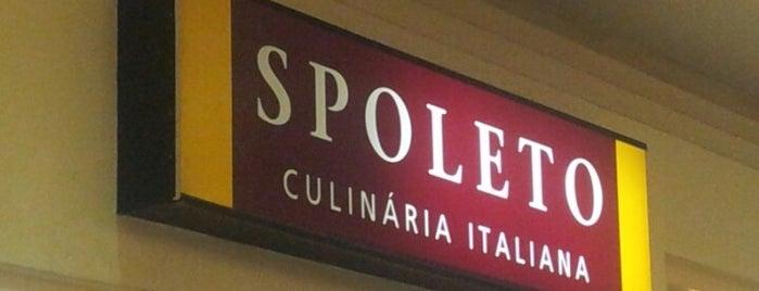 Spoleto Culinária Italiana is one of Comida & Diversão RJ.