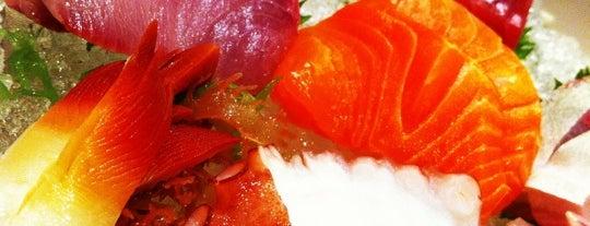 Honmono Sushi is one of Japanese Haven.
