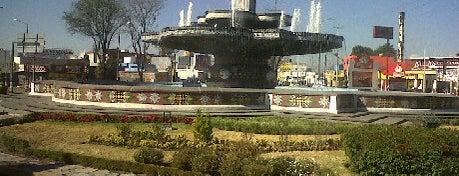 Fuente de la China Poblana is one of Puebla #4sqCities.